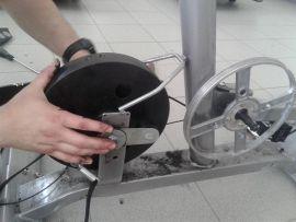 ремонт маховика орбитрека