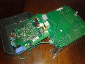 ремонт инвертора precor