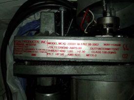 ремонт двигателя нагрузки
