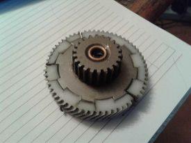 ремонт двигателя угла наклона