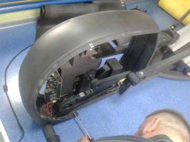 ремонт эллиптического тренажера