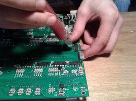 ремонт консолей эллиптического тренажера