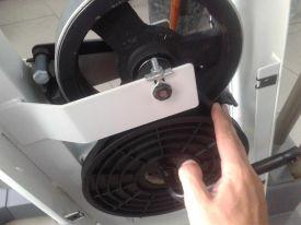 замена подшипников маховика велотренажера