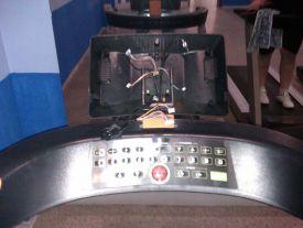 console aerofit x3-t