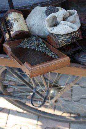 Бесплатное обслуживание велосипедов и чаепитие