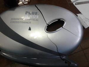 ремонт пластика орбитрека