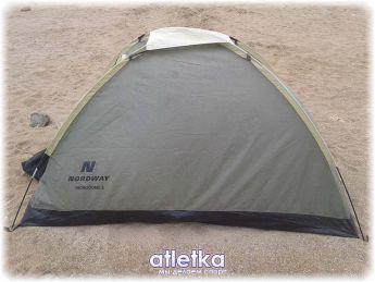 палатка nordway в крыму